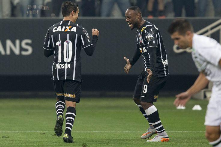 Sport Club Corinthians Paulista -  Jadson e Vagner Love