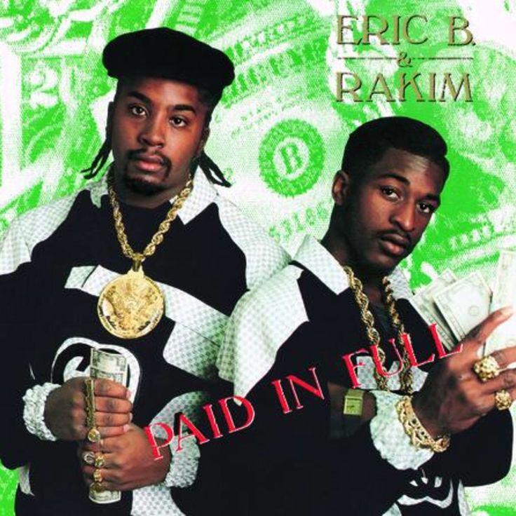This is my jam: Paid In Full (Album Version) by Eric B. & Rakim on Geto Boys Radio ♫ #iHeartRadio #NowPlaying
