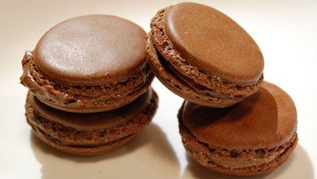 Macarons - Recipes - Poh's Kitchen