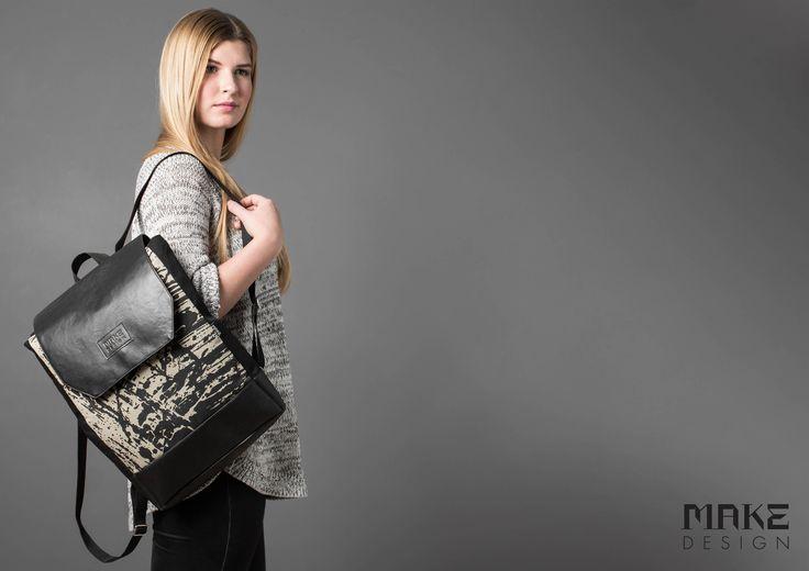 Make design-new collection-backpack