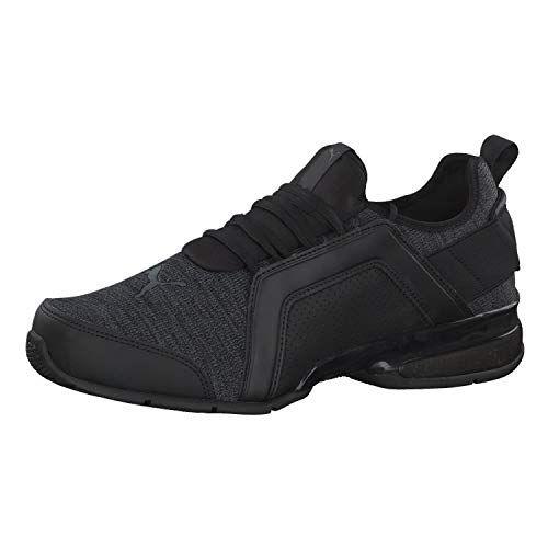 48c332ac273 Puma Unisex Black Running Shoes-10 UK India (44.5 EU)(4059507277800 ...