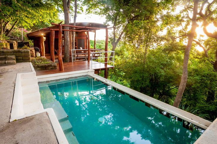 Nicrauga $118/night Airbnb: Casa Arbol-  Treehouse life in SJDS - Houses for Rent in San Juan del Sur