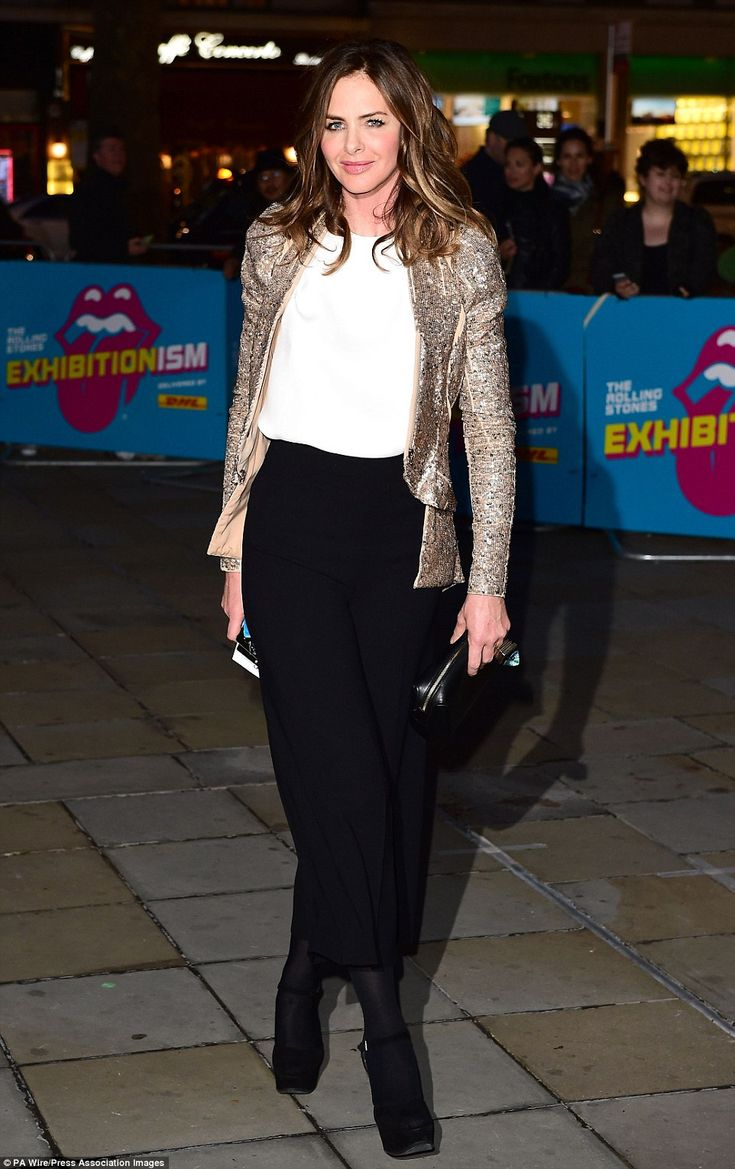 274 best trinny and susannah images on pinterest trinny woodall trinny woodall who is very close to gallery owner charles floridaeventfo Image collections