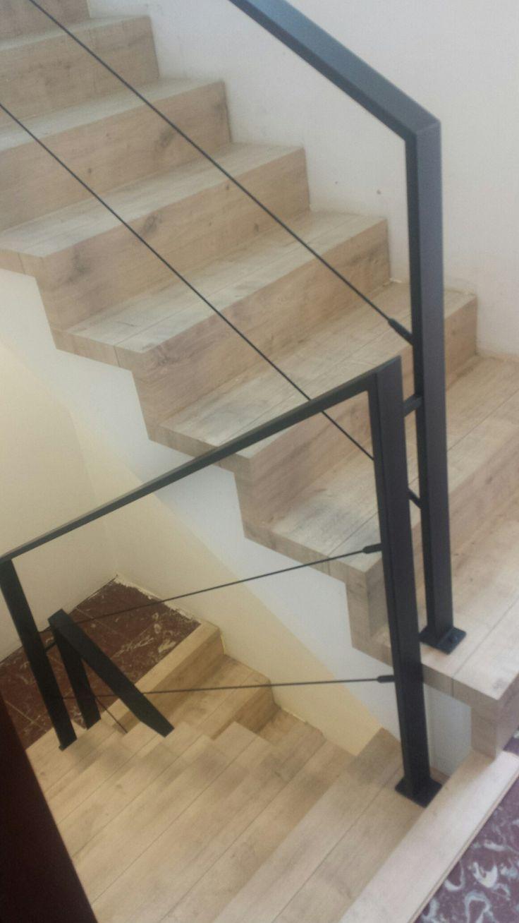 Barandillas De Escaleras Interiores Fabricacion De Barandales De
