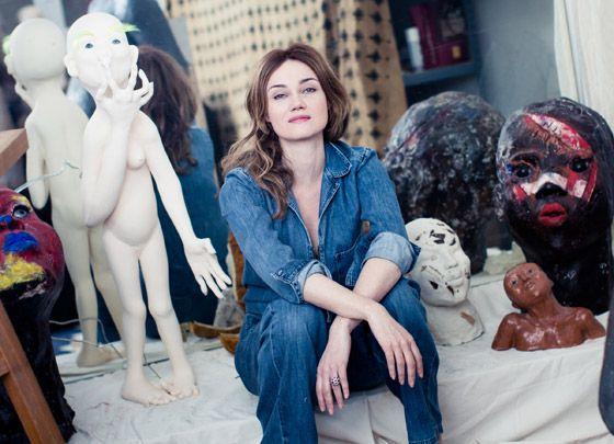 Programme TV - Marine Delterme : «La sculpture sera ma nouvelle vie» - People - Le Figaro Télé