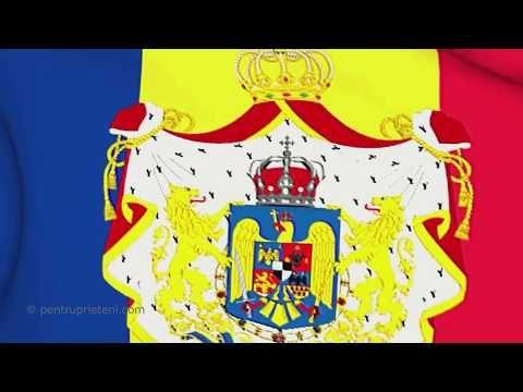Imnului Regal Român - animație realizată de echipa pentruprieteni.com | Pentru Prieteni