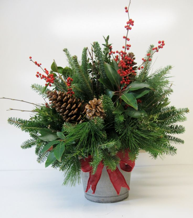 17 best images about centerpieces greenery arrangements Small christmas centerpieces