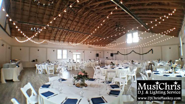 20 best wedding bistro string lighting images on pinterest light