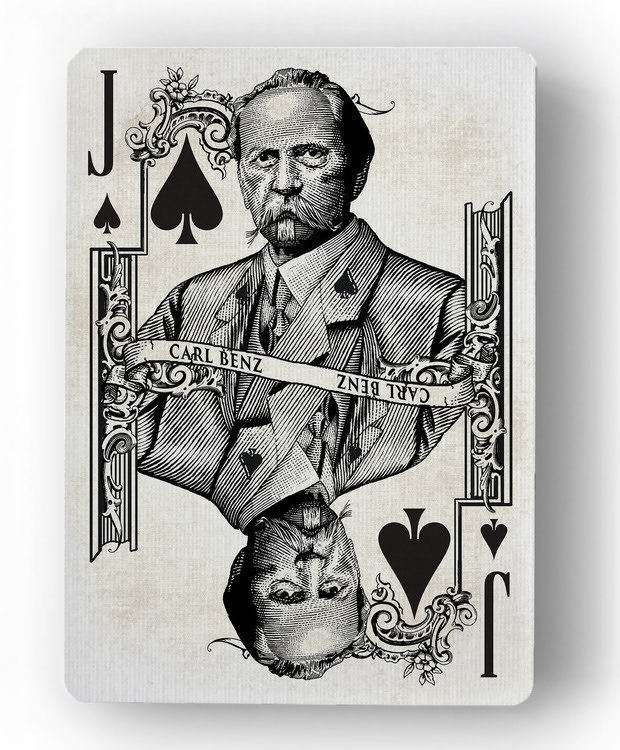 Playing cards  The jac...