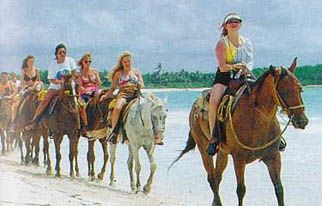 Horseback Riding - Cancun, Mexico
