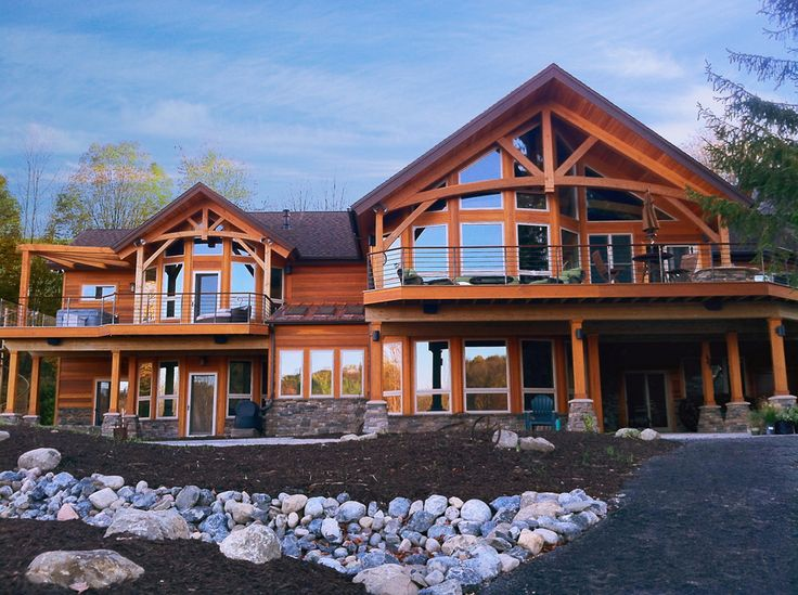 Best 25+ Rustic Home Exteriors Ideas On Pinterest
