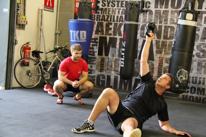 Our expert trainers will watch you every step of the way to ensure you don't injure yourself