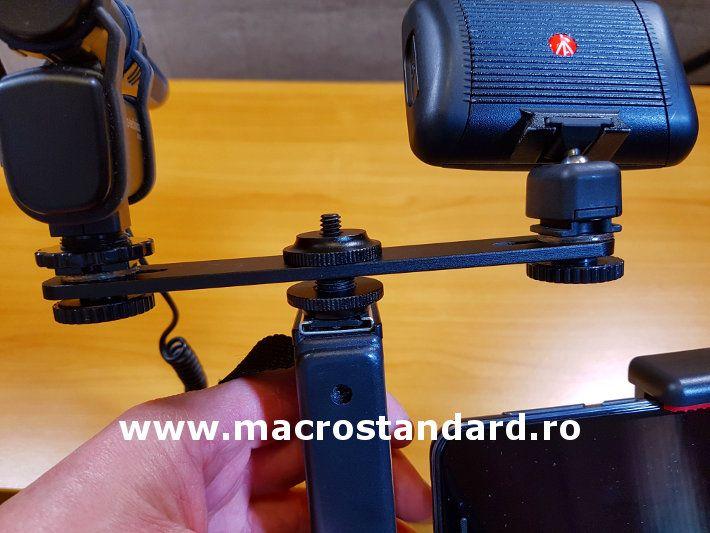 Placuta accesorii foto si adaptor patina blit