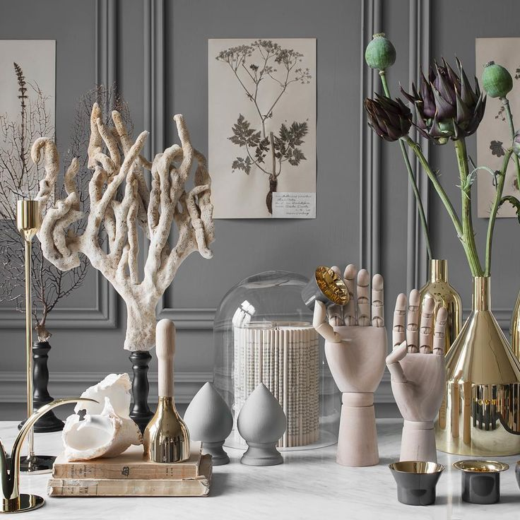 "SKULTANA, (Decoratives), ""Interior Inspiration"", photo by De Bijenkorf, pinned by Ton van der Veer"