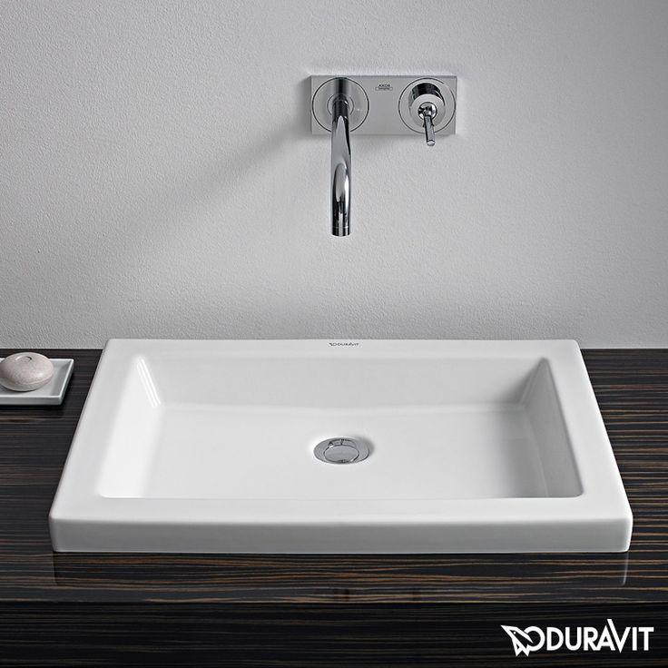 Duravit waschbecken eckig  Die besten 10+ Einbauwaschtisch Ideen auf Pinterest | Edelstahl ...