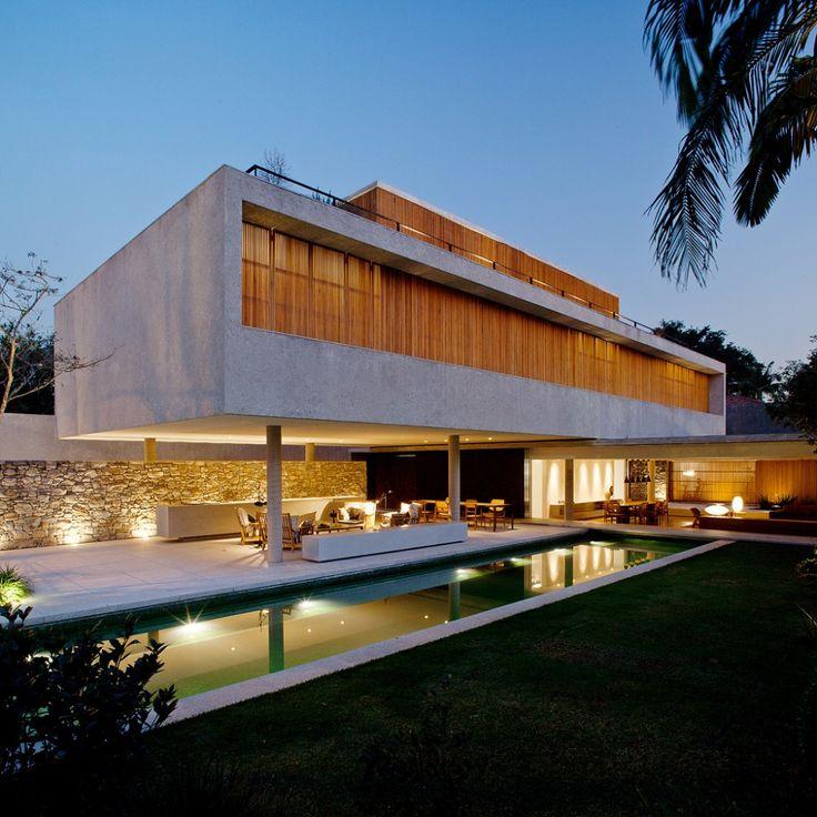 Galeria de Casa 6 / Studio MK27 – Marcio Kogan - 36