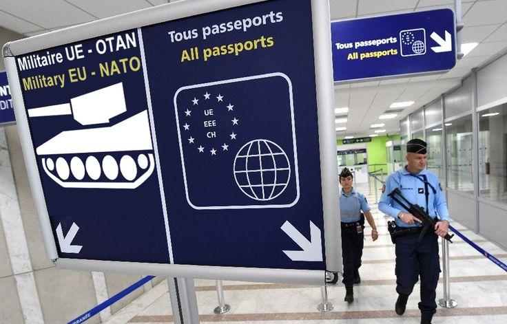 Nederland wil 'militair Schengengebied'