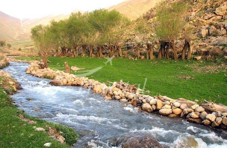 Imam Hassan Mineral Water Spring – Kermanshah