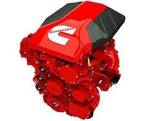 2.8L Cummins, 4 cylinder diesel