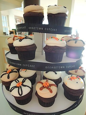 47 best Georgetown Cupcake Los Angeles images on Pinterest