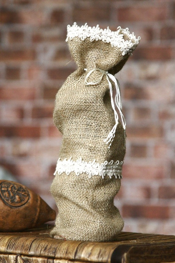 burlap craft ideas 41 best images about wine bottles and burlap on 1184