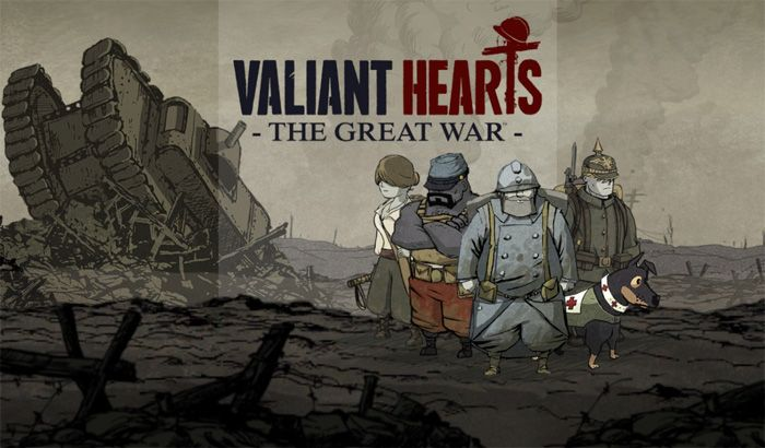 Valiant Hearts: The Great War - Corazones en guerra -