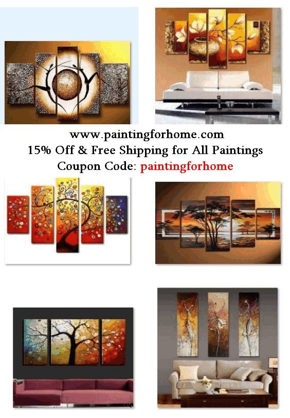 Hand Painted Group Paintings For Home Decoration Large Wall Art