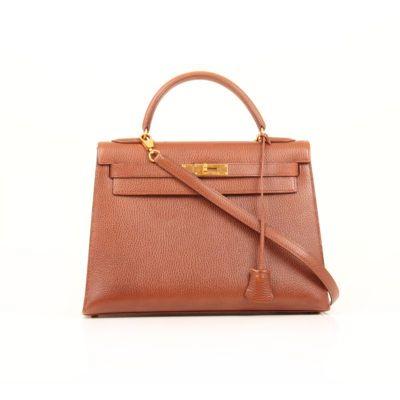 Hermès Kelly 32 Noisette | CBL Bags