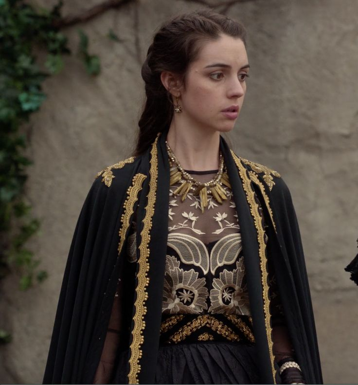 "Mary Stuart - Reign ""Our Undoing"" - Season 3, Episode 8"