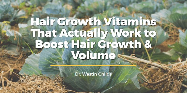 Do hair growth vitamins actually work? They do work if used correctly. Use this guide if you have hair loss, dry brittle hair or if your hair grows too slow