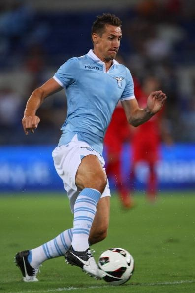 Round 2 of Serie A. Klose scores twice! Read at http://www.examiner.com/article/juventus-lazio-and-napoli-three-way-tie-for-1st