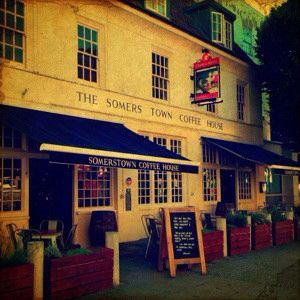 Gerry's Kitchen: Review - The Somers Town Coffee House, Charlton St...