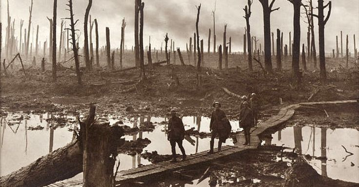 First World War: The Third Battle of Ypres – The Leading British Offensive Of 1917