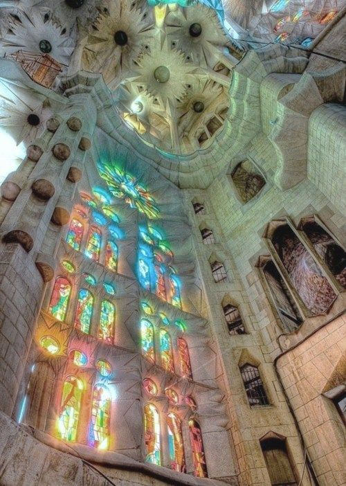 amazing stain glass windows