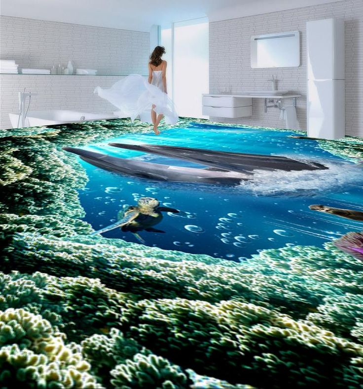 Popular 3d wallpapers for flooring buy cheap 3d wallpapers for Cheap 3d wallpaper