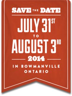 Boots and Hearts Canadian Country Music Festival | Bowmanville, ON – July 31 – August 3, 2014