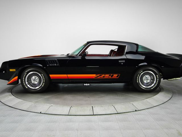 Immaculate 1979 Chevy Camaro Z28 is a Dream Buy