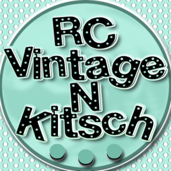 Browse unique items from RCVintageNKitsch on Etsy, a global marketplace of handmade, vintage and creative goods.