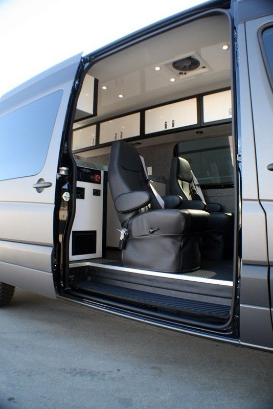 Sprinter Van 170 - Sleek Family/Outdoor Fun 01 | Crafter ...
