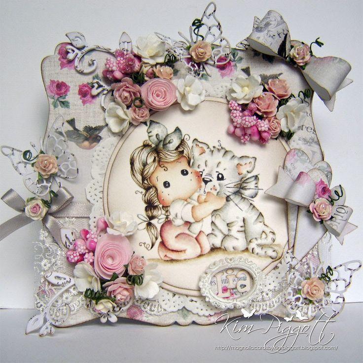 Marvelous Monday!.... - Magnolia Cards by Kim Piggott