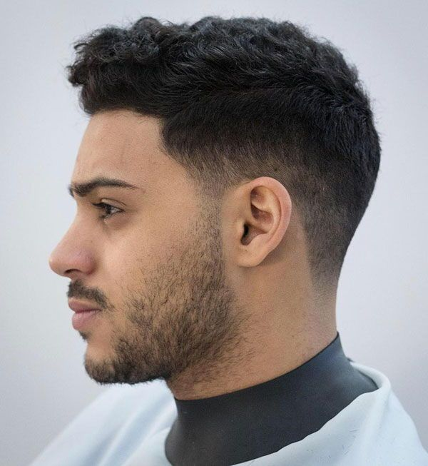 Curly Hair Fade Best Curly Taper Fade Haircuts For Men 2020 Guide Curly Hair Men Curly Hair Fade Haircuts For Curly Hair