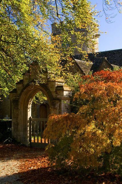St. Catherine's,    Westonbirt  Gloucestershire