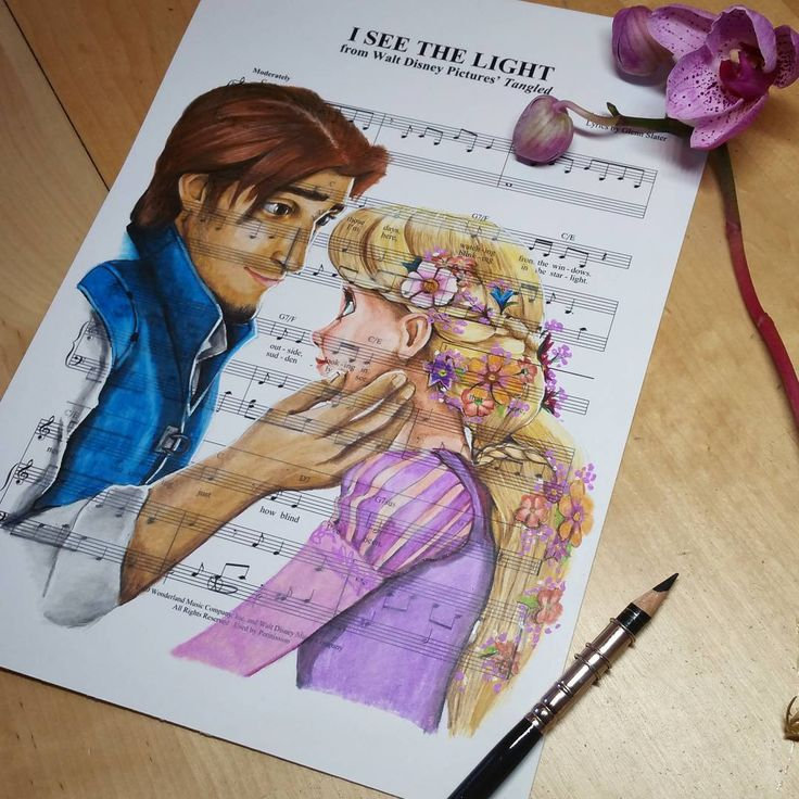 Best 25 Disney Sheet Music Ideas On Pinterest: 25+ Best Ideas About Disney Cartoon Characters On