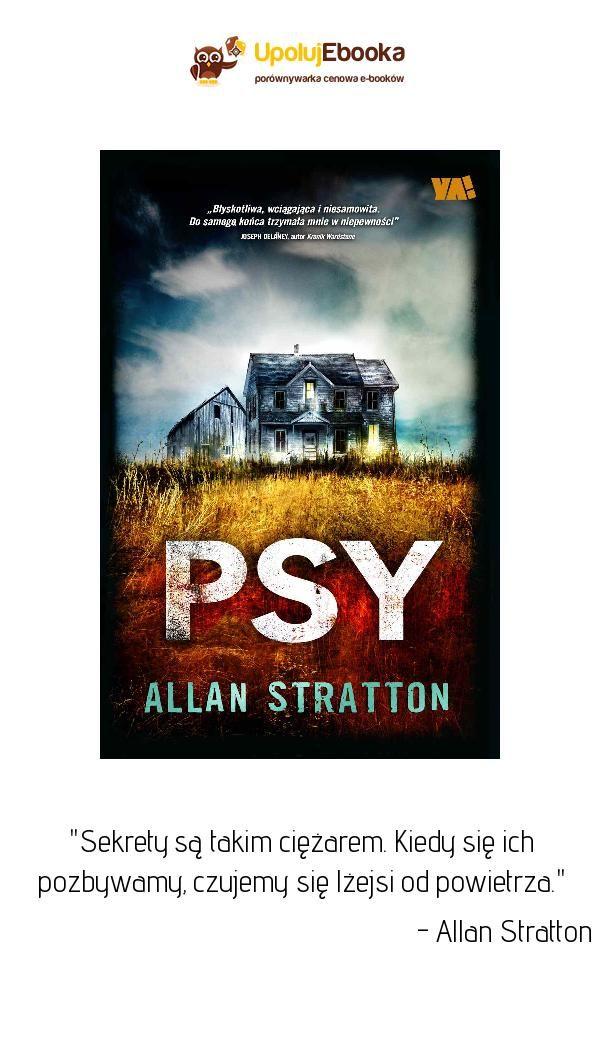 Psy Allan Stratton Ebook Ksiazka Ebook Movie Posters Stratton