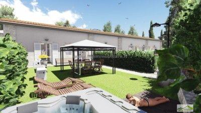 Villette nuove costruzioni in classe A pendici Settignano > BPL | Agenzia Immobiliare a Firenze