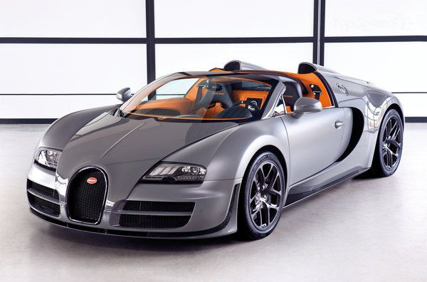 2012 Bugatti Veyron Grand Sport Vitesse - Top Speed