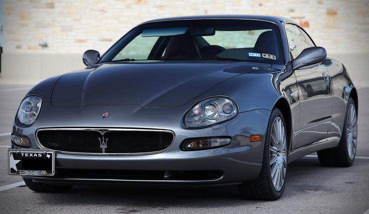 https://flic.kr/p/f72Zck   Maserati 4200 GT Cambiocorsa   Maserati Coupe 4200…