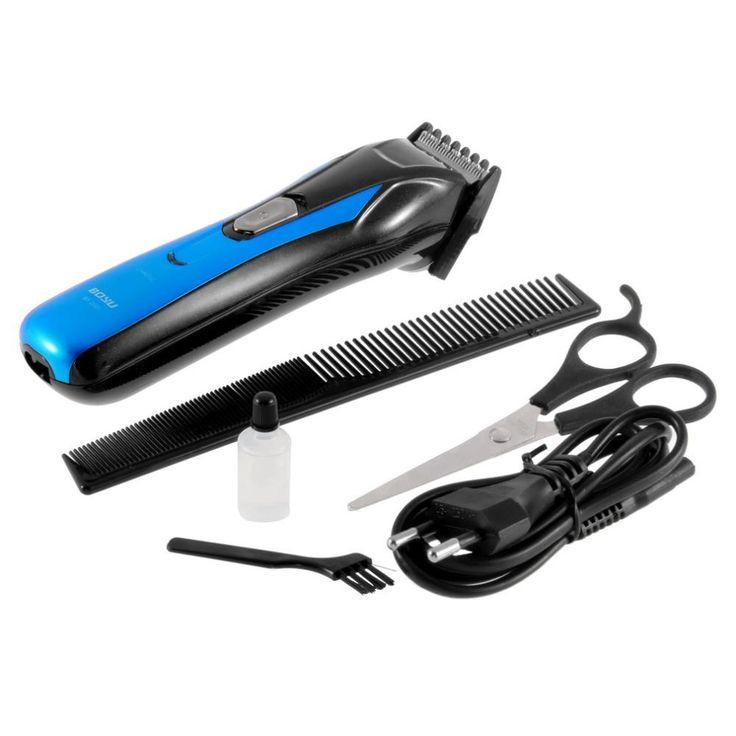 Electric Beard Hair Shaver Razor Trimmer Clipper Set