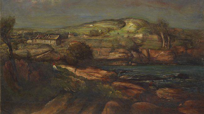 Gerringong Landscape - Lloyd Rees