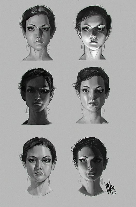 melmade the blog (the one I update ): Light Study